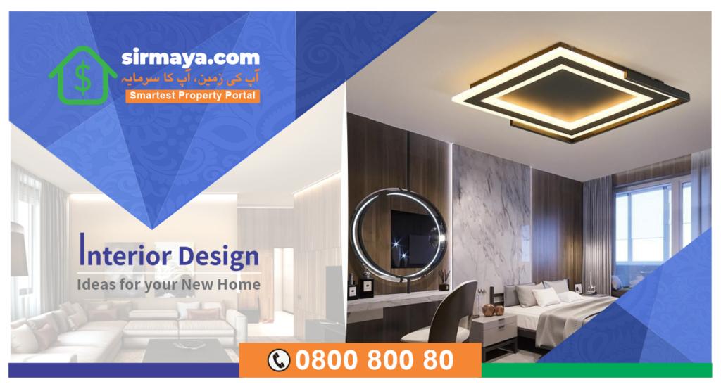 Interior Design Ideas For Your New Home