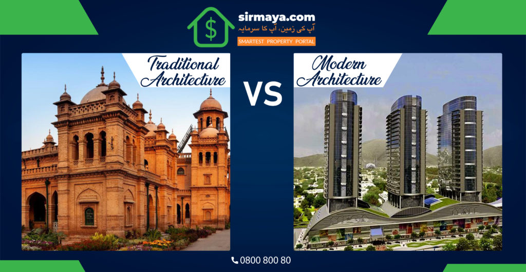 Architecture in Pakistan – Modern or Traditional?
