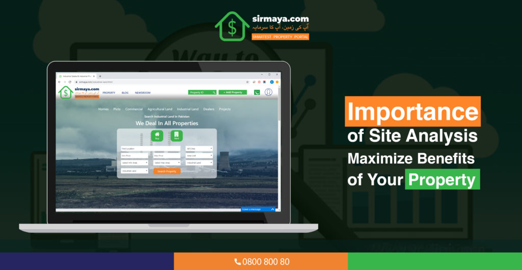 Importance of Site Analysis – Maximize Benefits of Your Property