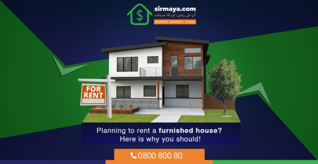 Planning to rent a furnished house? Here is why you should!