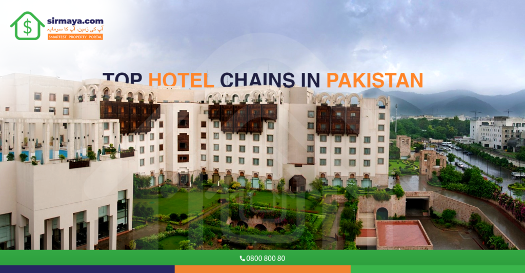 Top hotel chains in Pakistan: A string of 5-Star inns