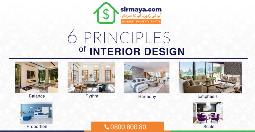 6 Principles of Interior Design: An Overview