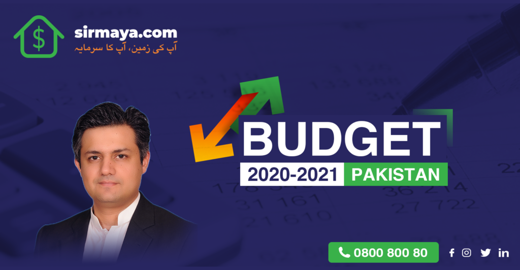 Highlights of the budget 2020-2021