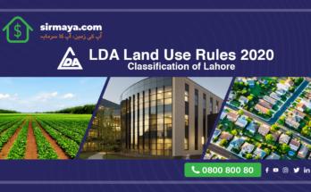 LDA LAND USE RULES 2020