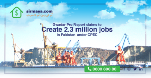 Gwadar Pro Report claims to create 2.3 million jobs in Pakistan under CPEC