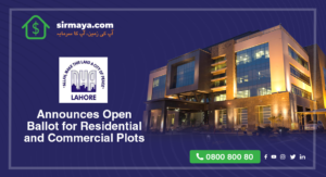 DHA Announces Open Ballot for Residential and Commercial Plots.