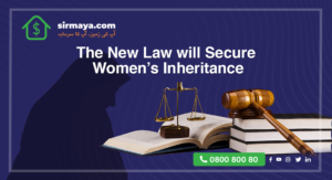 The new law will secure women's inheritance