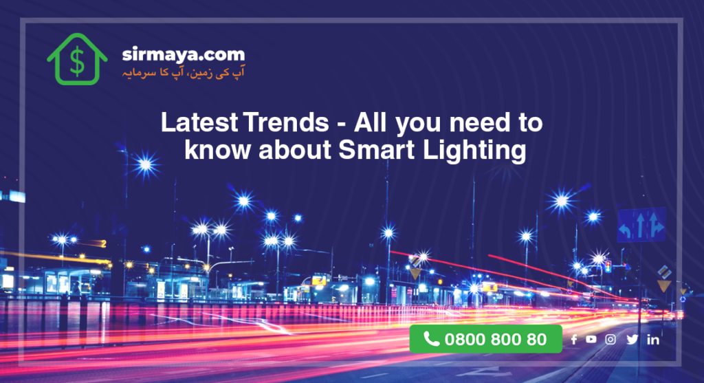 Latest Trends – All you need to know about Smart Lighting