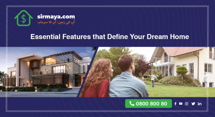 Features of a Dream Home