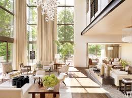 High Ceilings and Rooms with Double High Ceilings | Architectural Digest