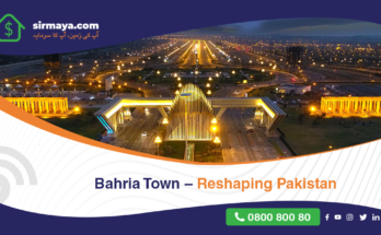 Bahria Town - Reshaping Pakistan