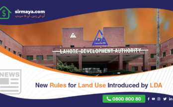New Rules for Land Use introduced by LDA