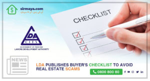 LDA publishes buyer's checklist to avoid real estate frauds