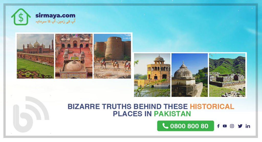 Bizarre Truths Behind These Historical Places in Pakistan