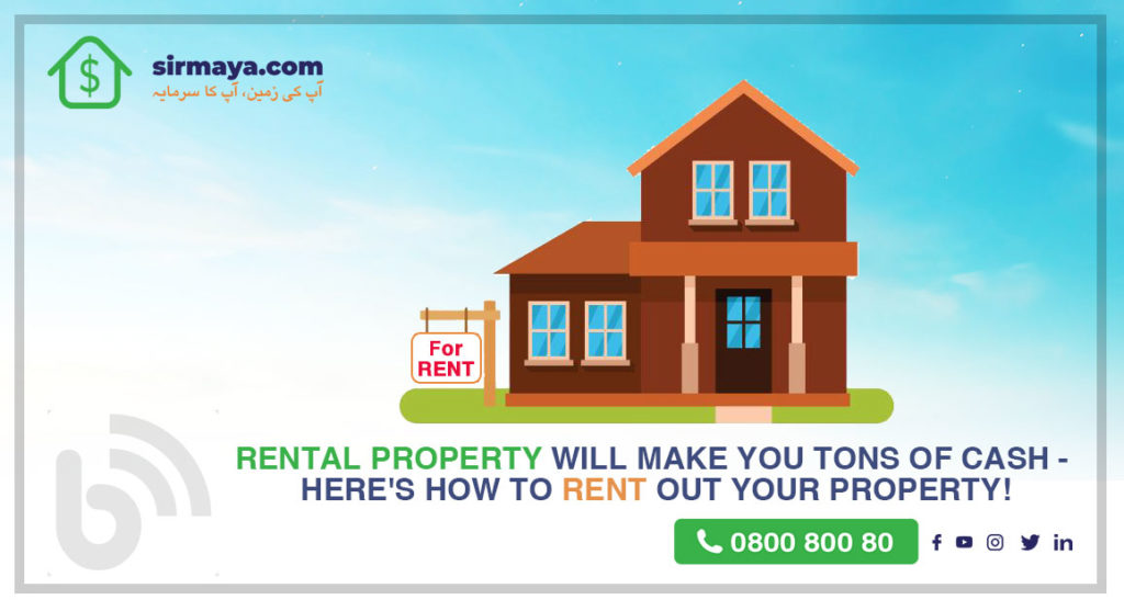 Property for Rent Will Make You Tons of Cash – Here's How to Rent Out Your Property!