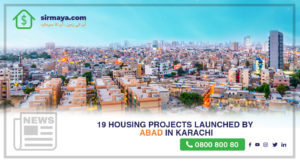 19 Housing Projects Launched by ABAD in Karachi