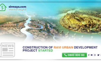 Construction of Ravi Urban Development Project Started