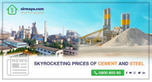 Skyrocketing Prices of Cement and Steel