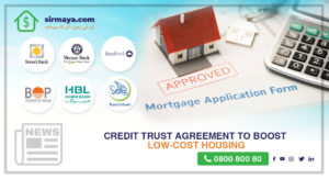 Credit Trust agreement to boost low-cost housing