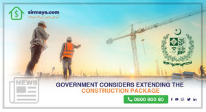 Govt considers extending the construction package