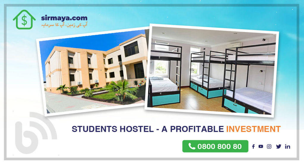 Students Hostel – A Profitable Investment