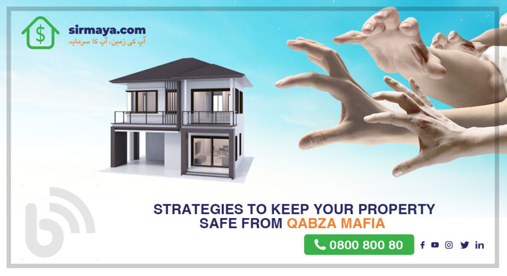 Strategies to Keep Your Property Safe from Qabza Mafia