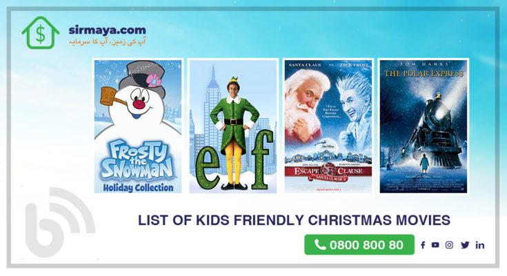 List of Kids Friendly Christmas Movies