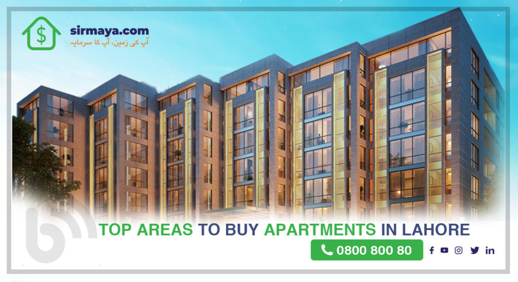 Top Areas to Buy or Rent Apartments in Lahore