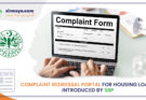 Complaint redressal portal for housing loans introduced by SBP