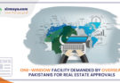One-window facility demanded by overseas Pakistanis for real estate approvals