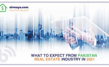 What to expect from Pakistan's Real Estate Industry in 2021?