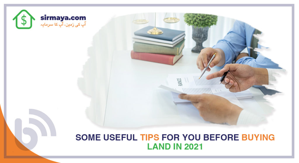 Some Useful Tips for You Before Buying Land in 2021