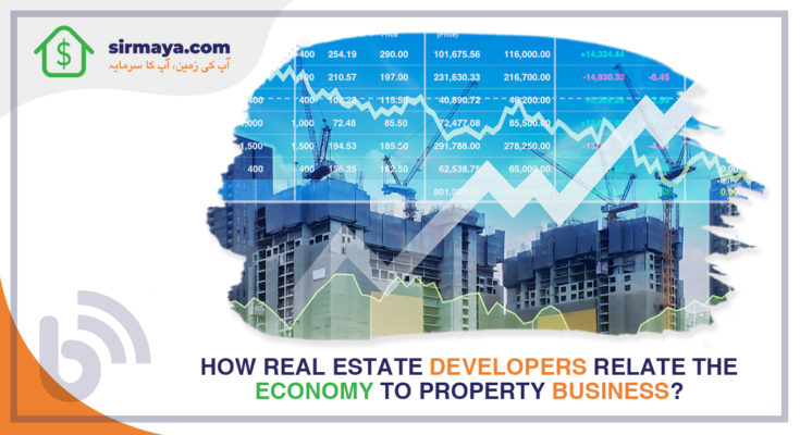 the economy and property business