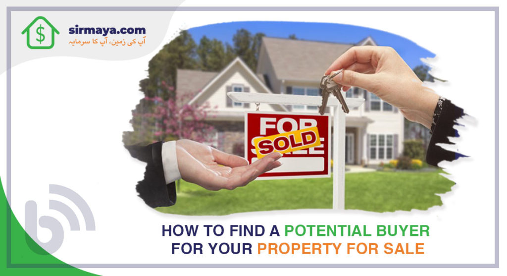 How to Find a Potential Buyer for Your Property for Sale