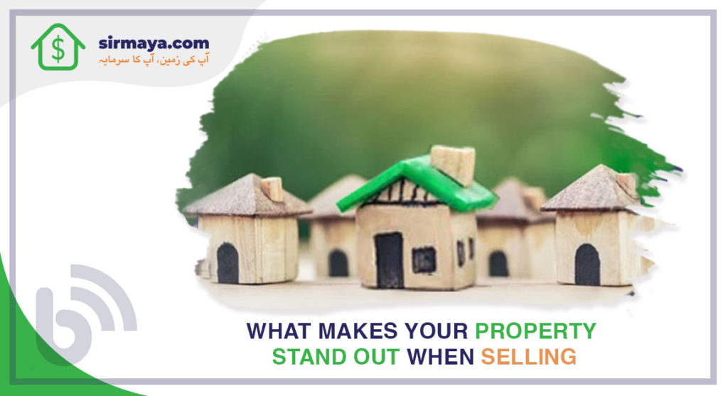 What Makes Your Property Stand Out When Selling?