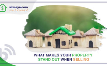 property stand out
