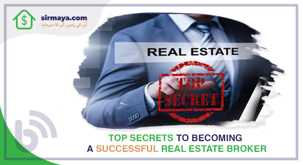 Top Secrets to Becoming a Successful Real Estate Broker