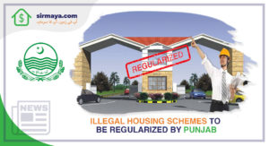 Illegal Housing Schemes to Be Regularized by Punjab