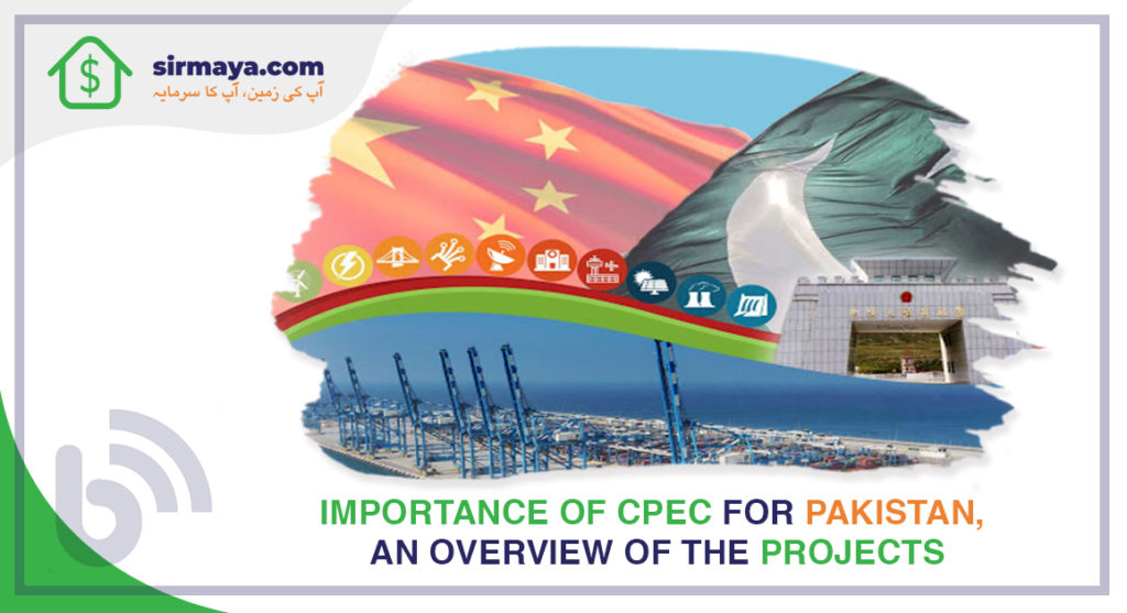 Importance of CPEC for Pakistan, An Overview of the Projects