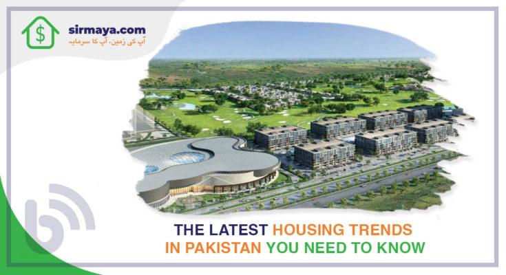housing trends in Pakistan