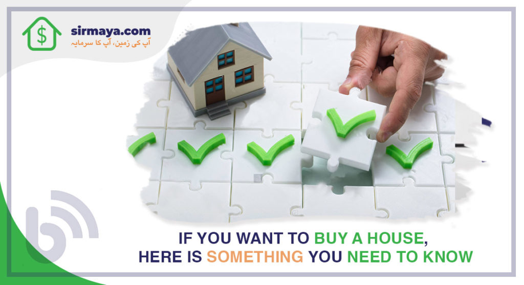 If You Want to Buy a House, Here Is Something You Need to Know