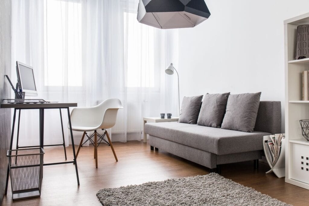 how to make home look bigger