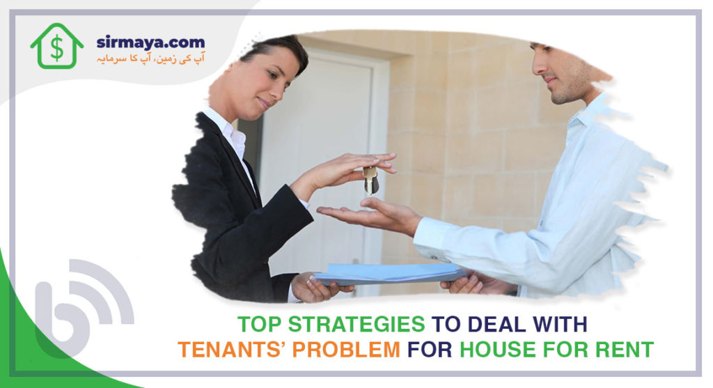 Top Strategies to Deal with Tenant Problems for a House for Rent