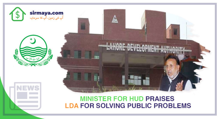 LDA for Solving Public Problems