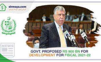 pakistan budget 2021-22