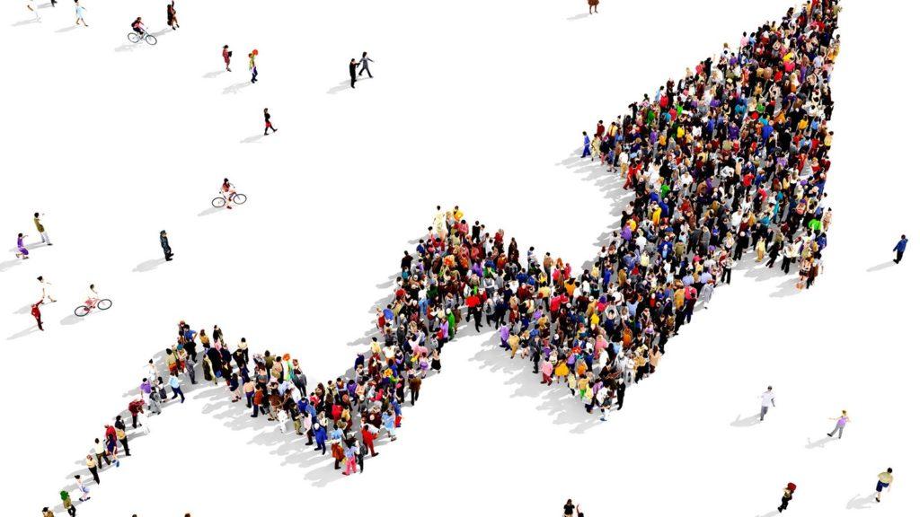 population rise