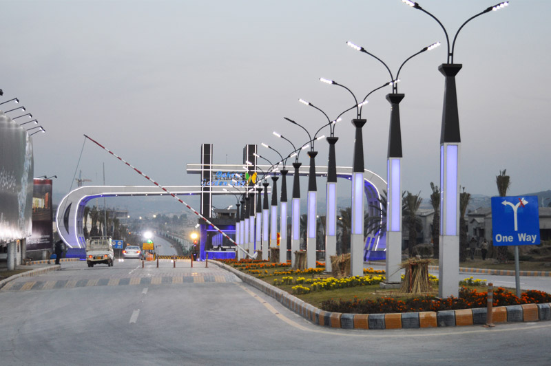 bahria town house for rent