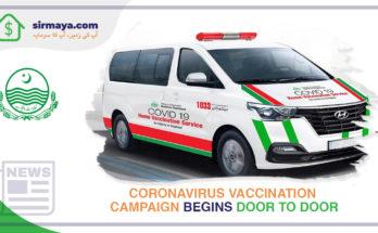 Coronavirus Vaccination Campaign