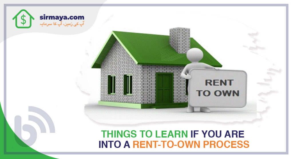 Things to Learn If You Are Into a Rent-to-Own Process