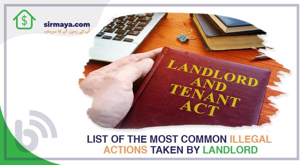 List of the Most Common Illegal Actions Taken by Landlords